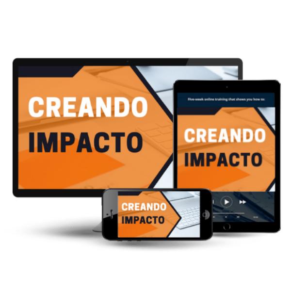 Creando Impacto - Moisés León
